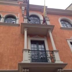 Hotel de la Ópera en Bogotá