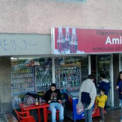 Cigarrería y Licorería Amigo en Bogotá