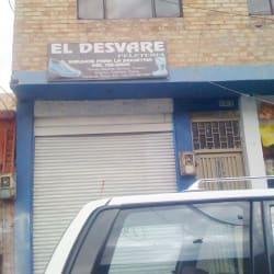 El Desvare Peletería en Bogotá