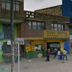 Tejas Cristal Carrera 14 con 48 en Bogotá