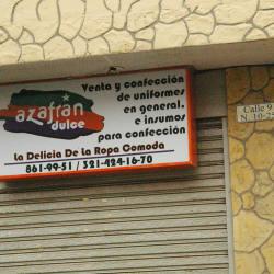 Azafrán Dulce en Bogotá
