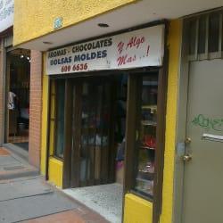 Aromas Chocolates y Algo Más en Bogotá
