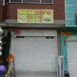 Juanito's Crepes en Bogotá