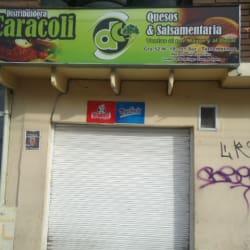 Salsamentaria Caracoli en Bogotá