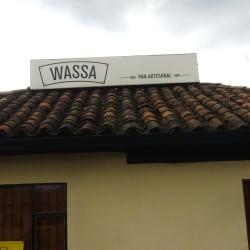 Wassa Pan Artesanal en Bogotá