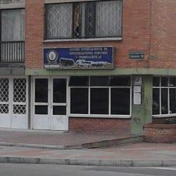 Centro Internacional de Investigaciones Forenses y Criminalisticas en Bogotá