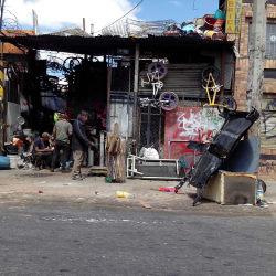 Chatarrería Carrera 24 con 31 en Bogotá