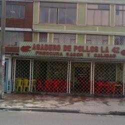 Asadero de Pollos La 42 en Bogotá
