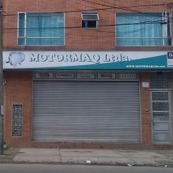 Motomarq Ltda en Bogotá