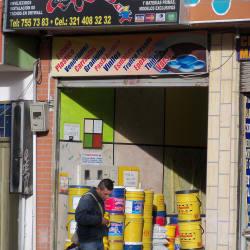 Pinturas Expocolor en Bogotá