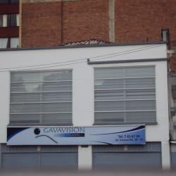 Gavavisión en Bogotá