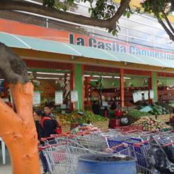 Plaza de Mercado La Casita Campesina  en Bogotá