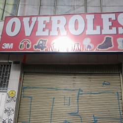 Overoles venida 68 con 3 en Bogotá