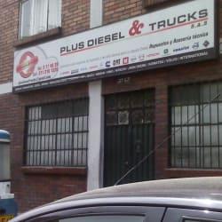Plus Diesel & Trucks S.A.S en Bogotá