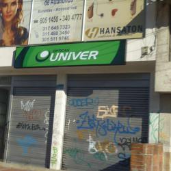 Ópticas Univer en Bogotá
