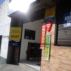 Interrapídisimo San Rafael en Bogotá