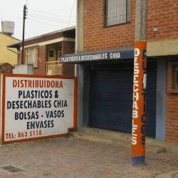 Distribuidora de Plásticos & Desechables Chía en Bogotá