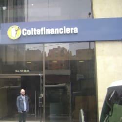 Coltefinanciera Centro Internacional en Bogotá
