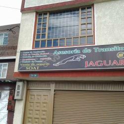 Centro de Enseñanza Automovilística Jaguar en Bogotá