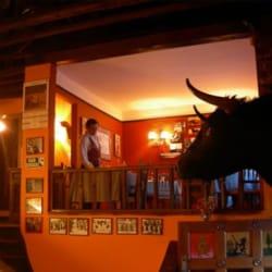 Restaurante La Puerta de Alcalá en Bogotá