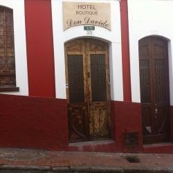 Hotel Boutique Don Davide en Bogotá