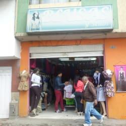 Blusas y Estilos  en Bogotá
