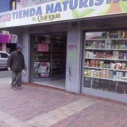 Tienda Naturista El Quirigua en Bogotá