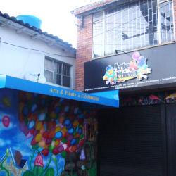 Arte & Piñata en Bogotá
