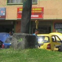 Taxímetros y Alarmas en Bogotá