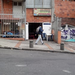Marly Broaster en Bogotá