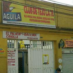 Club de Tejo La 76 en Bogotá