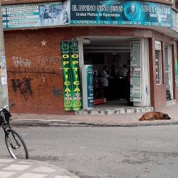 El Divino Niño Jesús  en Bogotá