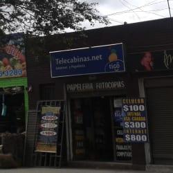 Telecabinas.Net en Bogotá
