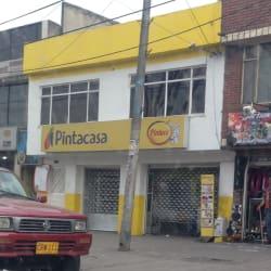 Pintacasa Bosa en Bogotá