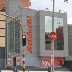 Athletic Zona Rosa en Bogotá