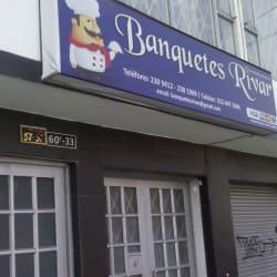 Banquetes Rivar en Bogotá