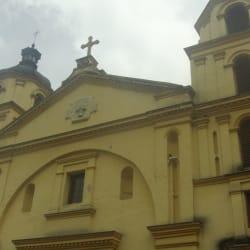 Iglesia De La Candelaria en Bogotá