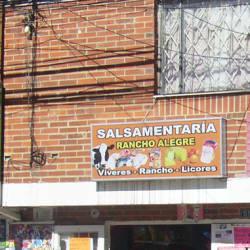 Salsamentaria Rancho Alegre  en Bogotá
