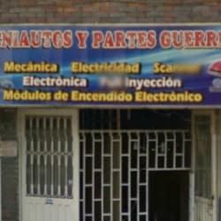 Tecniautos y Partes Guerrero en Bogotá
