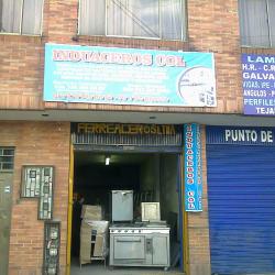 Induaceros Col en Bogotá