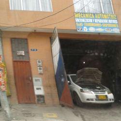 Mecánica Automotriz Calle 48J con Carrera 5 en Bogotá