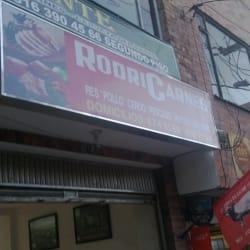 RodriCarnes en Bogotá