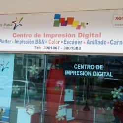 Centro de Impresión Digital en Bogotá