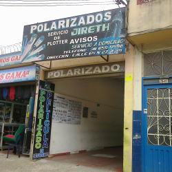 Polarizados Jireth en Bogotá