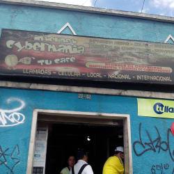 Internet Cybermanía en Bogotá