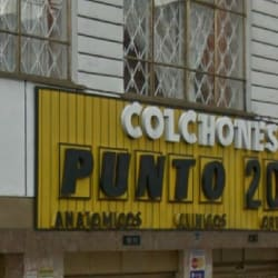 Colchones Punto 2000 Calle 20 Sur en Bogotá