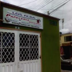 Los Alba Papelería  en Bogotá