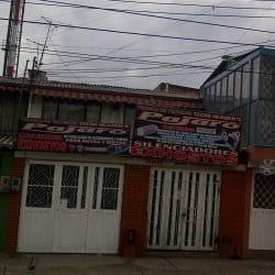 Tecni Headers Pájaro en Bogotá