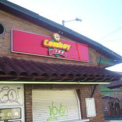 Comboy Pizza Calle 145B en Bogotá