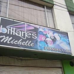 Billares Michelle en Bogotá